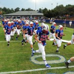Football team wins against East Henderson