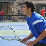 Men's tennis serves up a 10-7 record