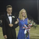 2014 Homecoming queen crowned