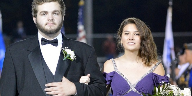 2014 Homecoming court announced
