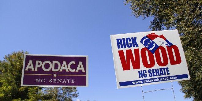 Former West coach challenges incumbent in N.C. Senate race