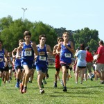 Cross country men, women advance to state